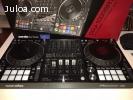 Zcela nový Pioneer DJ DDJ-1000SRT 4-kanálový profesionální